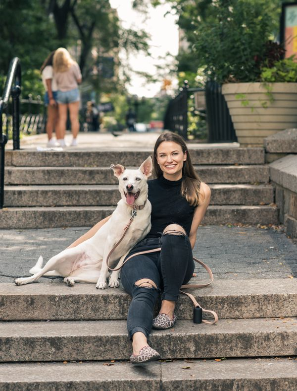 Christie Horvath, Cofounder and CEO of Wagmo joins Cheddar to Discuss Female Entrepreneurship and the Future of Pet Insurance